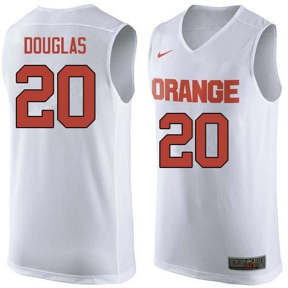 best sneakers 789cf 3664e Sherman Douglas Jersey : NCAA Syracuse Orange College ...